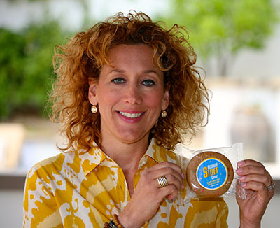 Marlene Luterman, founder and CEO, Calabasas Cake & Cookie Company