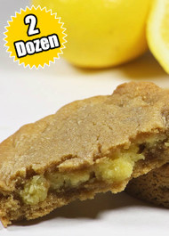 Sugar Cookie STUFT with Lemon Bar