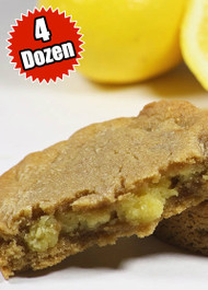 Sugar Cookie STUFT with Lemon Bar – Four (4) Dozen
