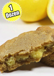 Sugar Cookie STUFT with Lemon Bar – One (1) Dozen