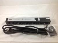 BASIC RACK PDU 1U 20A 120V (10) 5-20 5-20P
