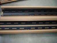 """NetShelter SC 42U 23"""" EIA MTG RAILS SQUARE HOLES (4 EA)"""