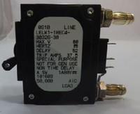 LELK11REC43032630 CIRCUIT BREAKER 30 AMP BULLET BLACK HANDLE 3 PINS W STRAP