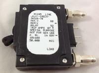 LELK11REC43032670 CIRCUIT BREAKER 70 AMP BULLET BLACK HANDLE 3 PIN W/ STRAP