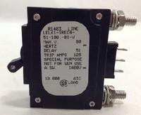 LELK11REC45110001V CIRCUIT BREAKER 100 AMP BOLT IN TERM BLACK HANDLE 3 PINS