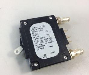 Telect 090-0052-0060 60 Amp Bullet Breaker New
