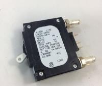LMLK1-1RS5-32846-60 CIRCUIT BREAKER 60 AMP MID-TRIP BULLET WHITE HANDLE 3-PIN
