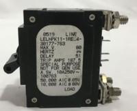 150 AMP CIRCUIT BREAKER 2-POLE BOLT-IN BLACK HANDLE 3-PIN (100763)