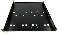 MC-106B - TACLANE 1G RACK MOUNT SHELF KIT (Power Supplies not included) - 1028344421