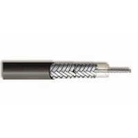 RG-223 Low Loss Braided/Foam Coaxial Cable - 1000 FT