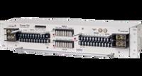"""N250120-N-L33 - Westell Front Access, Dual Bus for +/-24 or +/-48VDC, 19""""/23"""" rack , 2 RU"""