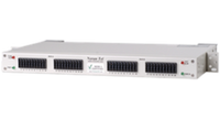 "N250140-NCY-M3 - Westell Dual Bus, Negative Voltage, for -24 or -48VDC, 19""/23"" rack , 1 RU, 40 GMT/Panel, 20 GMT/Bus, 200 Amps/Panel"