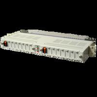 Configurable Low Current CB Panel: 100A, 7/7 CB, 20A, Alarm, +/-24,-48VDC, 1RU