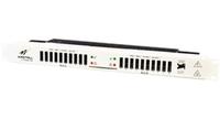 GMT Fuse Panel:  60A, 10/10 GMT, Alarm, +/-24, -48VDC, 1RU