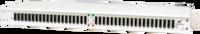 "100A Max, Dual 20/20 20A GMT, Stud/Screw,R CVR, Universal VDC, Bay Alarm, 1RU, 23"" Mount Only"