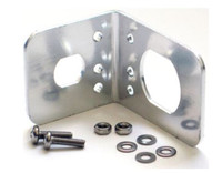 LP-BFDN-CW BULKHEAD TO FLANGE UNIVERSAL MOUNT AND GROUND ADAPTER BRACKET