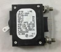 30 AMP CKT BREAKER BOLT IN WHITE HANDLE 3 PIN UNEVEN (LELK1-1RS4-27129-932)