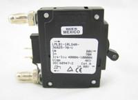 70 AMP CKT BREAKER BULLET BLACK HANDLE 2 PIN W/ STRAP (LMLB1-1RLS4R-36825-70V)