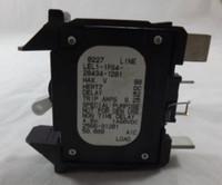 5 AMP CKT BREAKER BLADE TYPE WHITE HANDLE 2 PIN W/ STRAP (LEL1-1RS4-28424-1201)