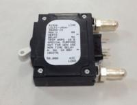 LELK1-1RS4-30452-15  15 AMP CIRCUIT BREAKER BULLET WHITE HANDLE 3 PIN W/ STRAP