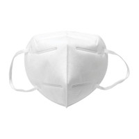 KN95 FILTERING FACE MASK / RESPIRATOR MASK PACK OF 2