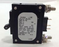 LMLK1-1RLS4-30319-70  70 AMP CIRCUIT BREAKER BOLT IN BLACK HANDLE 3-PIN
