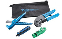 TK-240EZ LMR-240 COAXIAL CABLE TOOL KIT