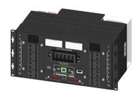 7875001011REVA VERSATILE HIGH CURRENT PDU 10/10 VERSA-SLOT W/ MONITOR REVISION A (NON ROHS)
