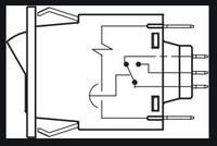 348-1436-0050 CIRCUIT BREAKER 20A FOR DPP1U DC DISTRIBUTION PANEL