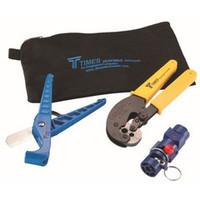 TK-400EZ  4 Piece Cable Preparation Tool Kit for LMR-400