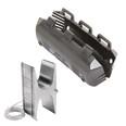 Burndy YH4444WC Copper H Tap w/ Black Cover Kit 1000-750 kcmil (White)