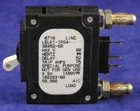 LELK1-1RS4-30452-60 60 AMP BULLET BREAKER WHITE HANDLE