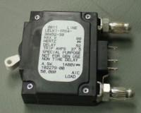 LELK1-1RS4-30452-30 30 AMP BREAKER BULLET TYPE WHITE HANDLE