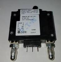 307-00500-02 5 AMP CKT BREAKER BULLET BLACK HANDLE 3 PIN