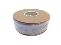 "TXM 100HSCFR100FT 1"" Heat Shrink Tubing 2:1 Clear PVC 1/0  4/0 - 100' (Compares to HSC100FR100)"