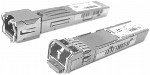 TXM 100-01664-C61-CTEMP 100-01664 SFP, CWDM 1610nm, ZX SMF 80km, 1000Base DDM, Brown Bale (Calix Compatible)