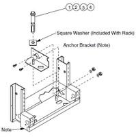 0046150110 - SEISMIC UFER ANCHOR KIT