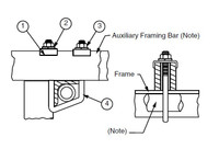 0010340110 - FASTENING FRAME TOP ANGLE TO