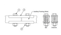 0010300010 - SPLICING AUXILIARY FRAMING