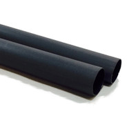 "1"" Adhesive Lined Heat Shrink for LMR®-600 Coax Cable - 4ft Black"