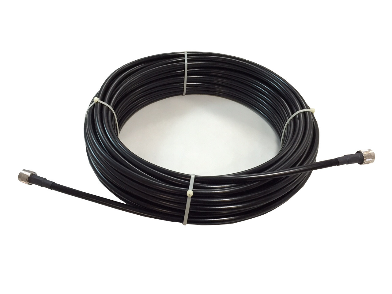 Example of custom cable with terminated ends