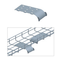 CABLE GUIDER, ZINC