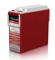 NSB60RT RED BATTERY 12V 59AH
