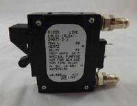 407998152 10 AMP CKT BREAKER BULLET BLACK HANDLE 1 PIN W/ STRAP