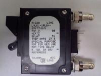 407998202 30 AMP CIRCUIT BREAKER BULLET BLACK HANDLE 1 PIN W/ STRAP