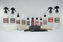 Kit-P8.cl - Pigmented Leather Color Refinishing Kit