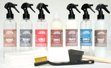 Suede Degreaser - Kit-S5.dr