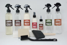 Leather Nubuck Body Odor Deodorizer - Kit-N3.bo