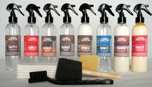 Leather Nubuck Mold Odor Killer - Kit-N3.mk