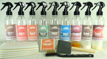 Leather Aniline Wax Pull-up Mold Odor Killer - Kit-Aw3.mk